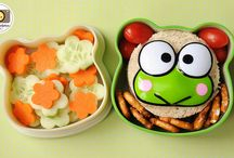 {cooking} Lunch Box / by Caroline Clapotis