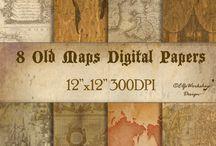 ClipArt - Digital Papers / ClipArt - Digital Papers