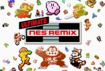 Ultimate NES Remix Provides A Party & Adventure Experience