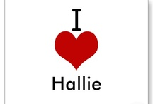 """hallie paige hogan / she is my little """"punky-pooh"""" and I love her so much"""