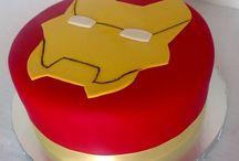 Iron Man/Avengers Birthday Party Ideas