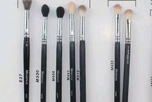 Makeup børster
