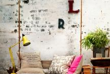 Inspiration / by INDI Interiors
