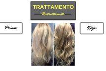 Le nostre promozioni / Prove grafiche di promozione prodotti e trattamenti.