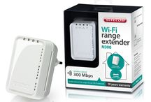 Range Extender & Access Point / Vuoi estendere la copertura della rete wireless? Puoi farlo con un range extender che ti consente di usare il Wi-Fi in altre aree della tua abitazione.   Il tuo provider ti ha fornito un modem senza Wi-Fi integrato?  O il problema è la velocità? Con l' access point, invece, puoi creare facilmente una potente rete Wi-Fi.