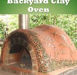 Wood fire oven / Fire pits & Bbq
