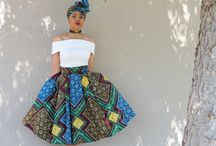 African Print Collection