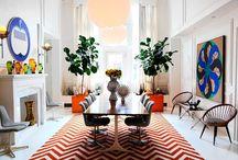 Interiors, Exteriors & In Between