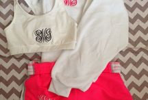 Monogrammed / by Brooke Cox