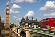 London / London is a leading global city with all the associated trappings, delights and sights. Built on Medieval foundations and cut by the iconic River Thames, London is these days home to more than eight million people with around 300 different languages spoken.