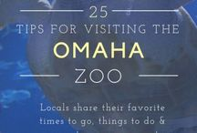 Omaha Zoo Tips / Omaha Zoo Tips: Everything you need to plan a visit to Omaha's Henry Doorly Zoo. Voted the best zoo in the world and there's always something new to exeperience!