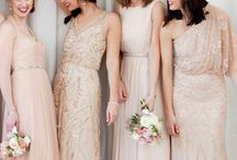nude color dresses