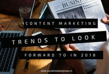 Content Marketing Trends to Look Forward to in 2018