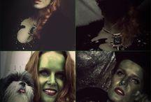 Zelena Mills / Rebecca Mader <3