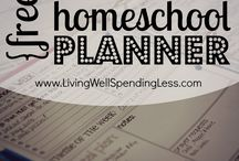 All things homeschool / Printables and other homeschool ideas / by Mari Lair