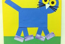 Pete the cat / by Debbie Gourley