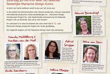 Marianne Design Dag 30 mei 2015 / Op zaterdag 30 mei 2015 was er een Marianne Design Dag bij Doe@ding.