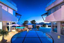 """ID: #6052  Аренда недвижимости в Марбелье Meisho Hill Marbella / #Недвижимость в #Марбелье Meisho Hill Marbella. Духэтажный дом в аренду. Дом расположен в закрытой престижной урбанизации """"Meisho Hiils"""" на территории """"Сьерра Бланка"""", всего в 5 минутах езды от Пуэрто Банус и от центра Марбельи. Всего в 5 пеших минутах от дома расположен один их самых престижных Британских Колледжей Марбельи """"Swans"""". На первом этаже дома есть большая гостиная с большой террасой, детская комната, где можно разместить 3 ребенка. https://goo.gl/o5c1DV"""