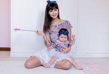 """Mommy and me / Ensaio fotográfico para as mães de meninas. Este será aquele ensaio fotográfico pra você guardar pra vida toda e rever quando sua filha estiver adulta. Um ensaio cheio de amor e de lindos momentos. """"Ser mãe de menina é ver o mundo cor de rosa, brincar de boneca novamente e ter uma companheira para a vida toda"""""""