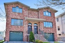 Cliffside Park, NJ | $499,000 / Wonderful all brick townhouse built in 2001. Open floor plan, large living and dining room, gourmet modern kitchen with stainless steel appliances, marble back splash and granite counters. Breakfast area with access to private deck, 2nd floor has master bedroom with cathedral ceilings, mbth with Jacuzzi, 2 addit. BDR + 1 FBTH. Ground level has large rec room or possible 4th BDR, FBTH. plenty of closet space, close to transportation NYC bus, shopping and schools - See more at: http://ow.ly/OXjXD