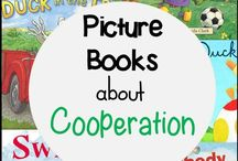 cooperation books