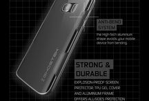 GALAXY S7 CASE, GHOSTEK CLOAK SERIES ! / Galaxy S7 Case, Ghostek Cloak Series Slim Premium Protective Hybrid Impact Glass Armor Made with a Slim Crystal Clear Full TPU Body & Reinforced Aluminum Frame Ultimate Protection with Precision Cut Outs for Easy Access to All Ports & Jacks but Without the Bulkiness Features a Ghostek® Explosion-proof Screen Protector, Unattached, Virtually Indestructible Maintains the Aesthetics of Your Phone While Keeping It Protected.