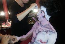 Drácula Interpretacion / Make Up Tania Roitman