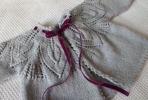 bebe, trico croche e costura / by Ana Maria Patch