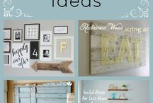 Wall decorating ideas / Wall decorating ideas
