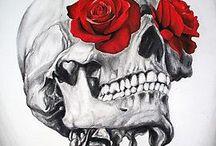 dibujos, arte, tattoos