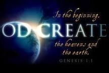 """GENESIS / Pictures that say """"Genesis""""."""