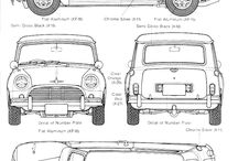 Blueprints cars