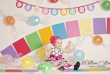 Candyland decor idea