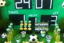 Inspiratiebord   Voetbalfeest