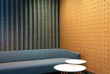 Pokój gościnny - panele akustyczne