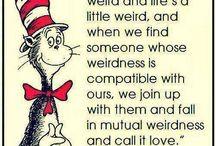 Dr Seuss sayings