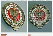 Odznaki - Badges / Odznaki kolekcjonerskie i służbowe