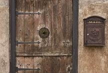 Mail door ideas