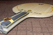 Table Tennis Blades