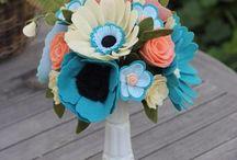flores na madeira