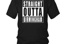 Straight Outta T shirts by Cities & Towns / Find a Straight Outta T shirt with your City name.