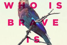 #OneWord365 #Brave