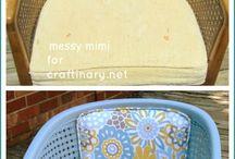 Restorering / Gamle møbler