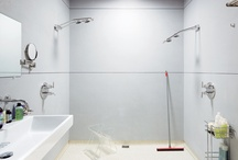 Bathrooms I love / Smart design for small bathrooms