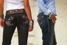Cowboy#Western style