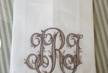 Monogram Me / by Michele White