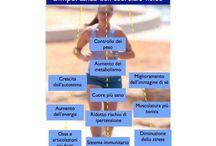 Sport e attività fisica / Mantenersi in forma significa anche praticare attività fisica