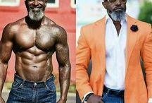 Hot Black men
