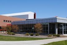 Campus Tour at Saginaw Valley State University