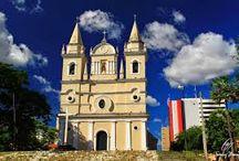 Igrejas e catedrais